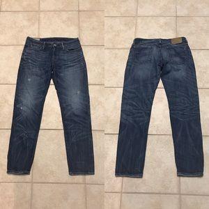 Polo Ralph Lauren Astor Slim Boyfriend Jeans Sz 26